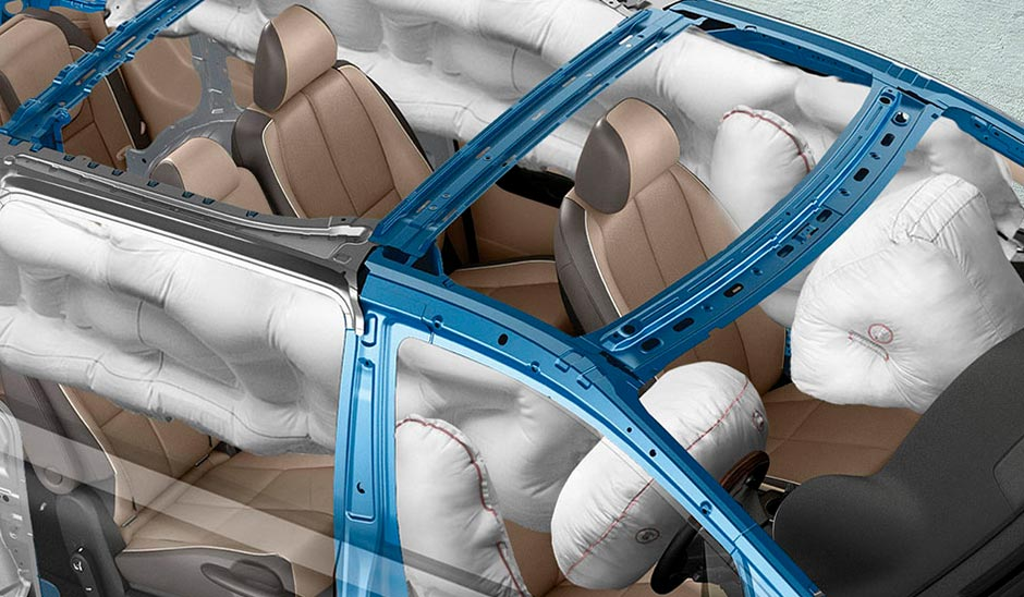 ¿Qué son y cómo funcionan las bolsas de aire de una camioneta?