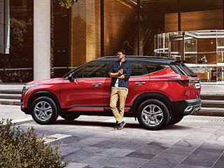 KIA Seltos: La small SUV que marca un hito en la historia de la marca