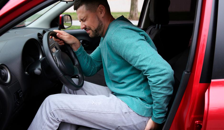 ¿Cómo mejorar tu ergonomía al conducir?
