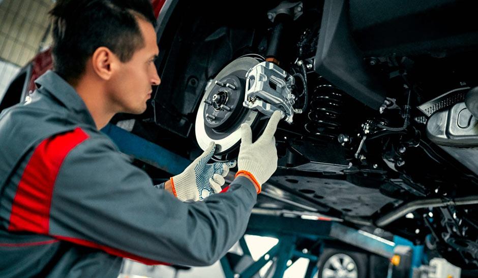 Frenos de disco en un auto: ¿cómo funcionan y cuáles son los problemas comunes?