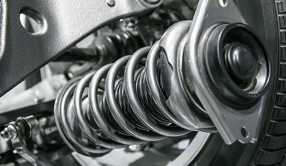 ¿Qué son los muelles de un vehículo?