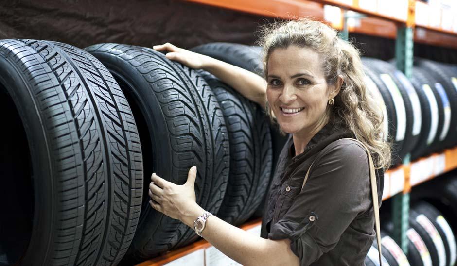 ¿Cómo saber qué neumático comprar para tu camioneta?